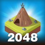 Age of 2048™: Civilization City Merge Games MOD 1.7.2 (x3 Cleaner)