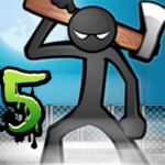 Anger of stick 5 MOD (Gold Package) 1.1.65
