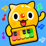 Baby Piano For Toddlers: Kids Music Games 1.7 MOD (Full version)