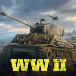 Battle Tanks: Game – Free Tank Games Military PVP MOD 4.62.3 ( Satchel of Gold)