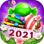 Candy Charming – 2021 Free Match 3 Games MOD 17.4.3051 (handful of coins)