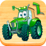Car Puzzles for Toddlers MOD 3.5.1 ( Full Version)