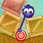 Catch the Candy: Remastered! Red Lollipop Puzzle MOD  1.0.56