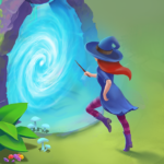 Charms of the Witch: Magic Mystery Match 3 Games MOD 2.44.2