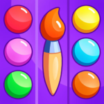 Colors for Kids, Toddlers, Babies – Learning Game MOD  4.3.28