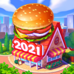 Cooking Madness 2.0.1 MOD (Unlimited Diamonds)