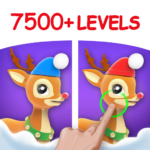 Differences in Eyes, Find & Spot all Differences MOD 2.0.4