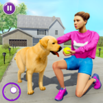 Family Pet Dog Home Adventure Game MOD 1.3.3 ( Unlock All Levels)