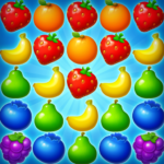 Fruits Mania : Elly's travel MOD 21.0913.00 (30 Coins)