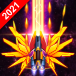 Galaxy Invaders: Alien Shooter – Space Shooting MOD 2.4.0 (6 Crystals)