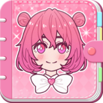Lily Diary : Dress Up Game MOD 1.3.5 (Black Chain)