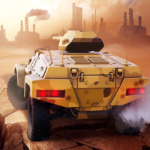 Metal Force: PvP Battle Cars and Tank Games Online MOD  3.47.9