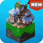 Mini Craft – New Crafting Game 2020 MOD (Flying Ability) 5.0