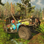 Offroad Jeep Hill Climbing: 4×4 Off Road Racing MOD 1.0