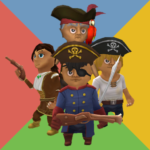 Pirates party: 2 3 4 players MOD 2.26