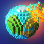 PlanetCraft: Block Craft Games MOD (Small Pack of Coins) 5.0