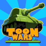 Toon Wars: Awesome PvP Tank Games MOD   3.62.4