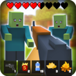 Zombie Craft Survival 3D: Free Shooting Game MOD  45