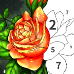 Art Number Coloring – Color by Number MOD  4.1.8