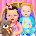 Baby Dress Up & Care MOD 1.4 ( FULL GAME PACK – Unlock ALL babies and clothes )