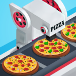 Cake Pizza Factory Tycoon: Kitchen Cooking Game MOD  4.1