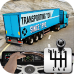 Cargo Delivery Truck Parking Simulator Games 2020 MOD  1.51
