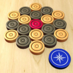 Carrom King™ – Best Online Carrom Board Pool Game MOD 3.6.0.93 ( Coin Pack 1)