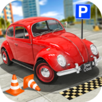 Classic Car Parking Game: New Game 2021 Free Games MOD  1.8.1