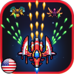 Falcon Squad: Galaxy Attack – Free shooting games 80.5 MOD ( Starter Pack)