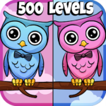Find The Differences Game 500 levels MOD  1.9.56