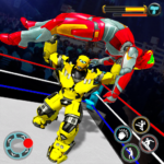 Grand Robot Ring Fighting 2020 : Real Boxing Games MOD  1.20