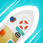 Hooked Inc: Fisher Tycoon MOD 2.21.4 (Handful of Gems)