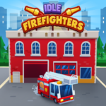 Idle Firefighter Tycoon MOD 1.21 (Gem pack)