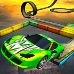 Impossible Car Stunt Games: Extreme Racing Tracks MOD 3.6