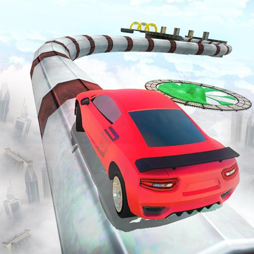 Impossible Car Stunts Game : Challenging Tracks MOD  3.0.3
