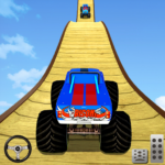 Impossible Tracks Monster Truck Stunt Racing MOD  2.1