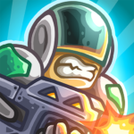 Iron Marines: RTS Offline Real Time Strategy Game MOD 1.7.6 ( Hero Mark X)
