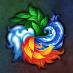 Masters of Elements-CCG game + online arena & RPG MOD 6.6.9