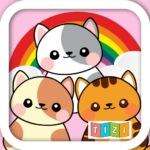 My Cat Town😸 – Free Pet Games for Girls & Boys MOD 1.3