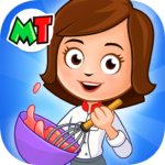 My Town : Bakery – Cooking & Baking Game for Kids MOD  1.13
