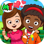 My Town : Best Friends' House games for kids MOD  1.11