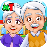 My Town : Grandparents Play home Fun Life Game MOD  1.05
