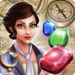 Mystery Match – Puzzle Adventure Match 3 MOD 2.46.0  ( Stack of 10 Coins)