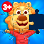 Puzzle Kids – Animals Shapes and Jigsaw Puzzles MOD 1.6.0