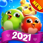Puzzle Wings: match 3 games MOD 2.4.5