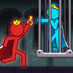 Red And Blue Stickman 1.0.10 MOD ( Subscription)