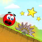 Red Ball 3: Jump for Love! Bounce & Jumping games MOD 1.0.65