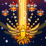 Sky Champ: Galaxy Space Shooter – Monster Attack MOD 6.7.2