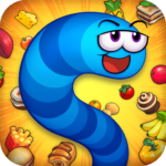 Snake Zone .io – New Worms & Slither Game For Free MOD  1.3.9