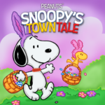 Snoopy's Town Tale – City Building Simulator MOD 3.8.5  ( Fat Wallet)